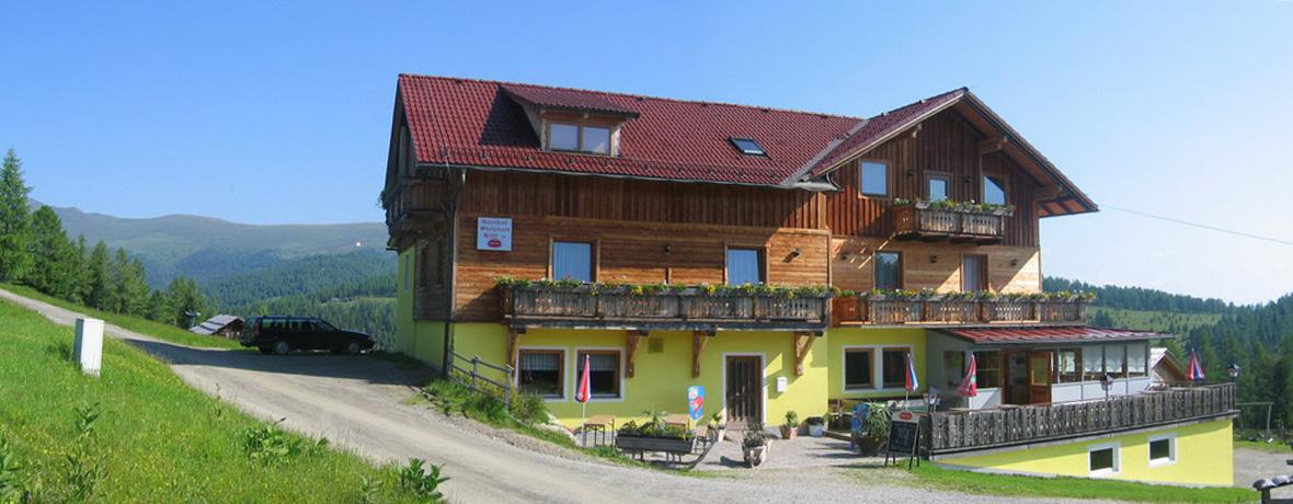 Almengasthof Stoichart