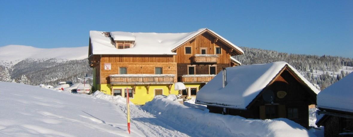 Skigebiet Hochrindl